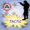 TACTIC - zážitkový střelecký balíček