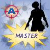 MASTER - zážitkový střelecký balíček